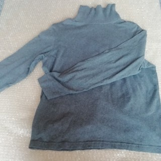 バーバリー(BURBERRY)のバーバリー タートルネックシャツ(ニット/セーター)