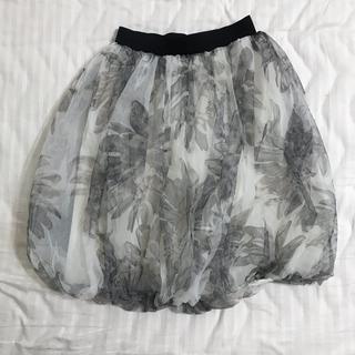 リリディア(Lilidia)のバルーンスカート lilidia(ミニスカート)