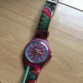 DESIGUAL - デシグアル 非売品 腕時計