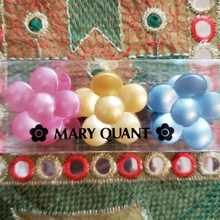 マリークワント(MARY QUANT)のマリークワント☆ ヘアクリップ☆☆(バレッタ/ヘアクリップ)