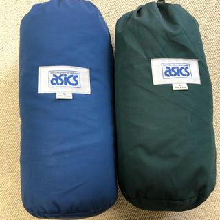アシックス(asics)のアシックス  キルティング素材 上下セット Lサイズ(セット/コーデ)