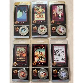 ディズニー(Disney)の★ディズニー DECADES COINS 3枚 まとめ売りディケイド コイン★(貨幣)
