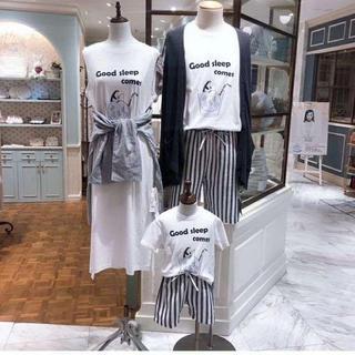 ジェラートピケ(gelato pique)のジェラートピケHOMME新品アニマルワンポイントTシャツ&ハーフパンツセット☆L(その他)