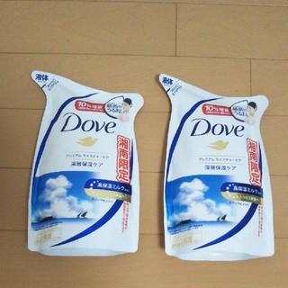 ユニリーバ(Unilever)のダヴ ボディウォッシュ 詰め替え 湘南限定 10%増量 2個セット(ボディソープ/石鹸)