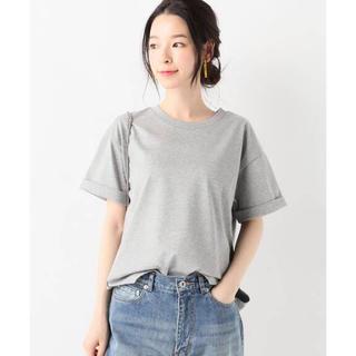 イエナスローブ(IENA SLOBE)の新品 イエナ スローブ 半袖Tシャツ(Tシャツ(半袖/袖なし))
