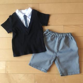 ニシマツヤ(西松屋)のフォーマルスーツ☆男の子 95cm(ドレス/フォーマル)