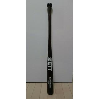ZETT - ZETT 軟式用木製バット(YS古田モデル)