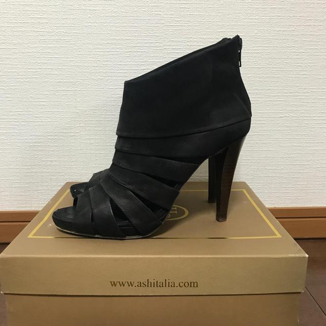 ASH(アッシュ)のASH ヒール 38 レディースの靴/シューズ(ハイヒール/パンプス)の商品写真