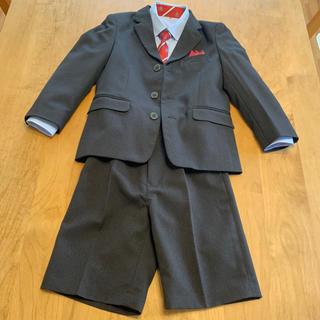 ニシマツヤ(西松屋)の男の子 スーツ セット*サイズ 110*七五三や入学式に!(ドレス/フォーマル)