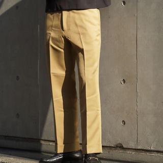 ジエダ(Jieda)の【試着のみ】KAIKO the prest pants beige (スラックス)