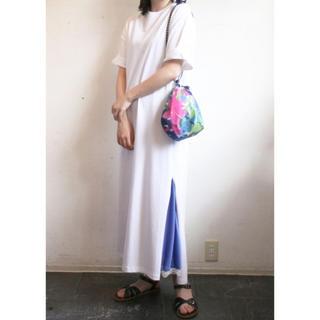 ドゥーズィエムクラス(DEUXIEME CLASSE)のオオシマレイ Tac Sleeve Long OP (Tシャツ/カットソー(七分/長袖))