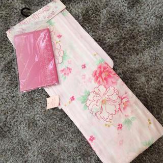 リズリサ(LIZ LISA)の翌日発送♡新品リズリサ浴衣セット(浴衣)