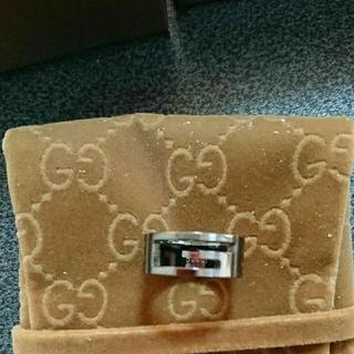 グッチ(Gucci)のグッチ 指輪 GUCCI Gリング  サイズ11号 (リング(指輪))