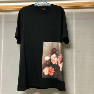 ラフシモンズ(RAF SIMONS)のRAF SIMONS 18ss 権利の美学tシャツ(Tシャツ/カットソー(半袖/袖なし))