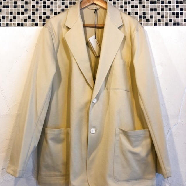 COMOLI(コモリ)のauralee  Loose Twill Over ジャケット  オーラリー  メンズのジャケット/アウター(テーラードジャケット)の商品写真