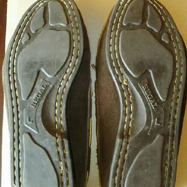 REGAL(リーガル)のリーガルモカシン レディースの靴/シューズ(スリッポン/モカシン)の商品写真