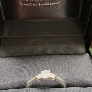 LAZARE Diamond ポエトリー0.26carat(リング(指輪))