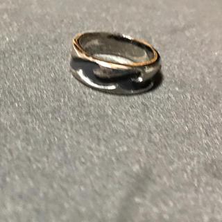 唐草模様 リング 指輪 メンズ レディース(リング(指輪))