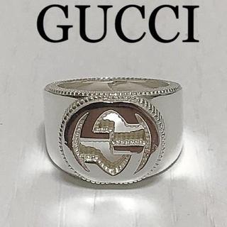 Gucci - 本日価格☆正規品☆GUCCI☆インターロッキングG リング