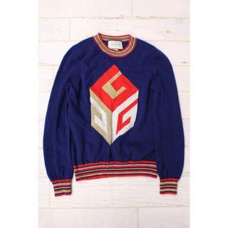 グッチ(Gucci)の国内正規 グッチ カシミア混 ニット 2017 セーター(ニット/セーター)