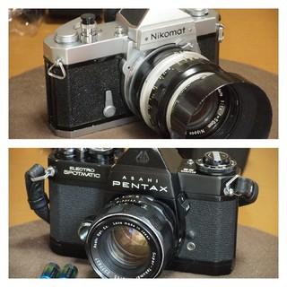 ニコン(Nikon)の2点まとめて!専用出品です。(フィルムカメラ)