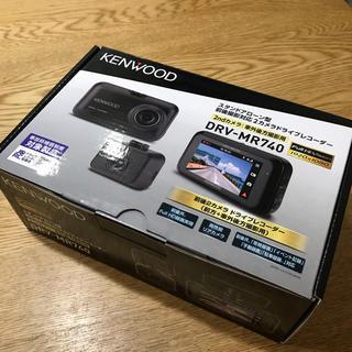 KENWOOD - 【新品・未使用】ケンウッド ドライブレコーダー