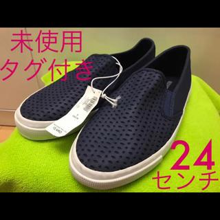オールドネイビー(Old Navy)のスリッポン(スリッポン/モカシン)