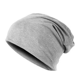 ワッチ ニット帽子 男女兼用 ライトグレー 医療用帽子にも最適