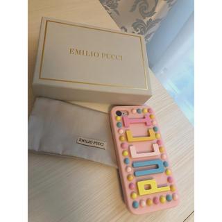 エミリオプッチ(EMILIO PUCCI)のエミリオ・プッチiPhoneケース(iPhoneケース)