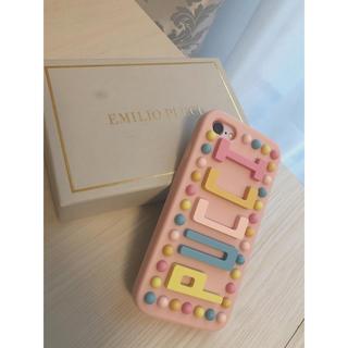 エミリオプッチ(EMILIO PUCCI)のエミリオ・プッチ iPhone7ケース(iPhoneケース)