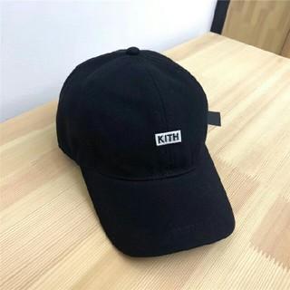 フィアオブゴッド(FEAR OF GOD)のKITH BOX LOGO FLAT CAP(キャップ)