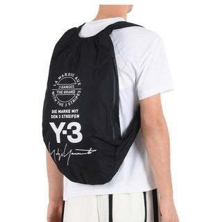 ヨウジヤマモト(Yohji Yamamoto)の18ss Y-3 YOHJI backpack 黒 (バッグパック/リュック)