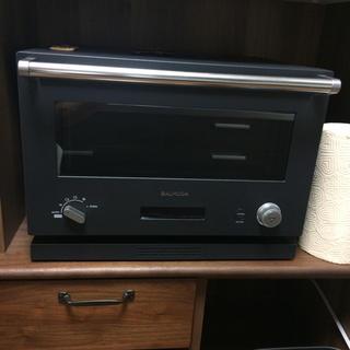 バルミューダ(BALMUDA)のバルミューダ オーブンレンジ ブラック新品未使用 KO4A-BK(電子レンジ)