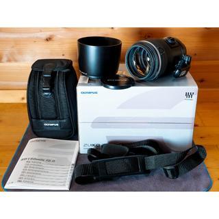 オリンパス(OLYMPUS)のぞら様専用 オリンパス ZUIKO DIGITAL ED 150mm F2.0(レンズ(単焦点))