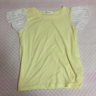 ジエンポリアム(THE EMPORIUM)の黄色 Tシャツ カットソー(Tシャツ(半袖/袖なし))