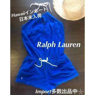 ポロラルフローレン(POLO RALPH LAUREN)のPolo Ralph Lauren✩ハワイ✩日本未入荷✩人気✩コンビネゾン✩送込(オールインワン)