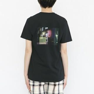 ケービーエフ(KBF)のBACKグラフィックTシャツ(Tシャツ(半袖/袖なし))