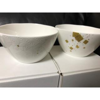 ニッコー(NIKKO)の加賀梅鉢紋・かなざわの箔 ボールセット(食器)