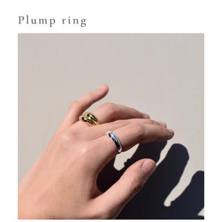 イエナ(IENA)のPlump ring(リング(指輪))