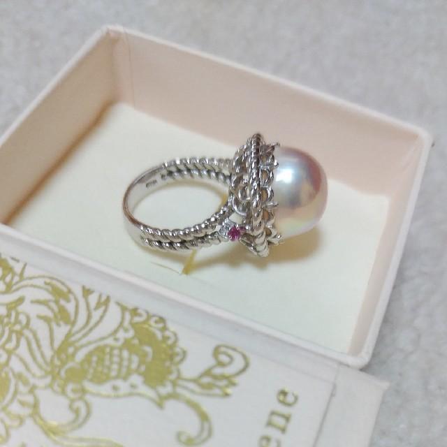 ⭐マベパールリング⭐ レディースのアクセサリー(リング(指輪))の商品写真
