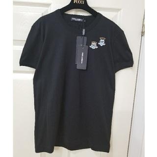 ドルチェアンドガッバーナ(DOLCE&GABBANA)のDOLCE&GABBANA ドルチェ&ガッバーナ レディース Tシャツ 新品(Tシャツ(半袖/袖なし))