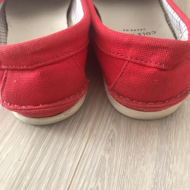 Cole Haan(コールハーン)のコールハーン スリッポン メンズの靴/シューズ(スリッポン/モカシン)の商品写真