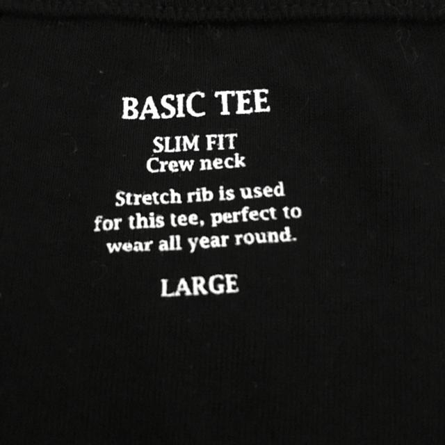 GU(ジーユー)の【値下げ】GU スリムフィットクルーネックT レディースのトップス(Tシャツ(長袖/七分))の商品写真