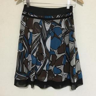 イネド(INED)のイネド  スカート7(ひざ丈スカート)