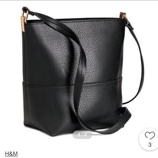 エイチアンドエム(H&M)の今季購入  H&M  フェイクレザーショルダー(ショルダーバッグ)