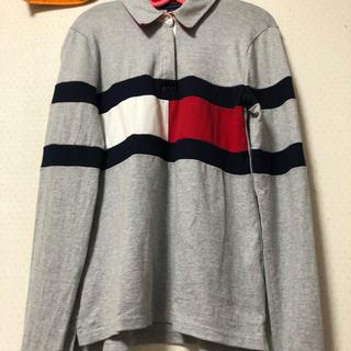 トミーヒルフィガー(TOMMY HILFIGER)のTOMYのポロシャツの長袖です(ポロシャツ)