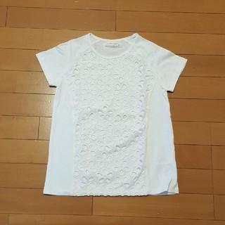 ZARA - 【未使用品】レースTシャツ