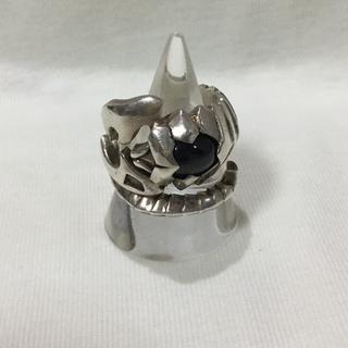 シルバーリング アニマルリング さそり 蠍 Silver 925 動物(リング(指輪))