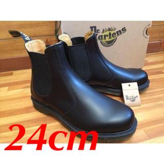ドクターマーチン(Dr.Martens)の24cm 新品 ドクターマーチン ブーツ 2976 チェルシー サイドゴアブーツ(ブーツ)