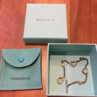 ティファニー(Tiffany & Co.)のmeme3428様専用ティファニーブレスレット(ブレスレット)